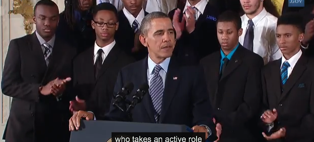 President Obama Speech | The Courage To Believe