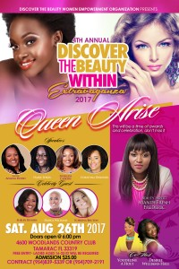 BEAUTY WITHIN Flyer