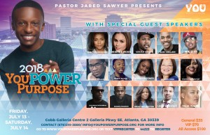 2018 YOU POWER PURPOSE CONFERENCE