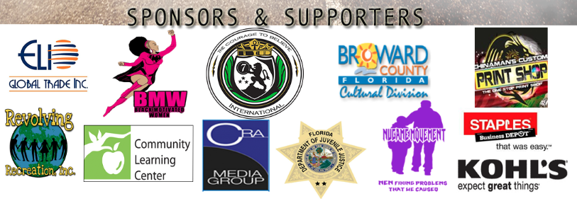Sponsors & Supporters - 2nd Annual Black On Black Crime Solutions Panel
