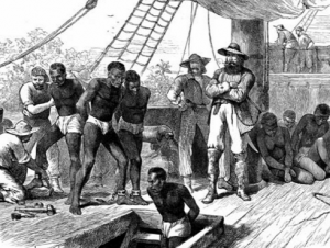 Brazil Slave Trade - Kevin Dorival, author, blog