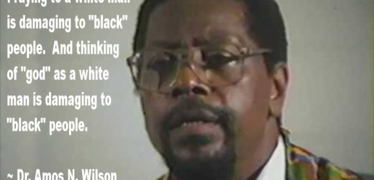 Dr. Amos Wilson, African Culture and African centered education. King Kevin Dorival