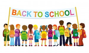 back-to-school - the king kevin show