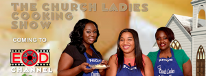 church ladies cooking show