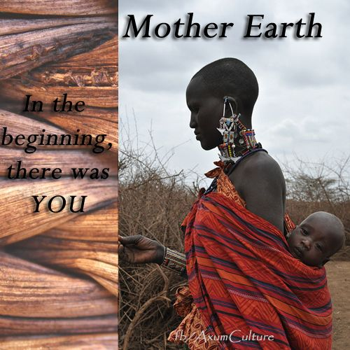 mother earth africa - 7 Types of Queens Kings Desire